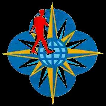 """логотип сайта """"Харківська обласна станція юних туристів"""""""